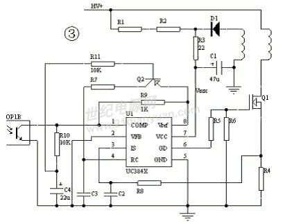 电路 电路图 电子 原理图 408_323图片