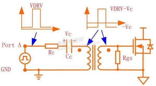 电动车充电器电路请给予分析下