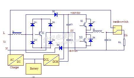ups中的蓄电池标称电压的选择