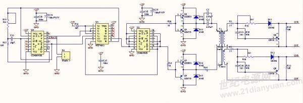 如何设计过流及负载短路保护电路