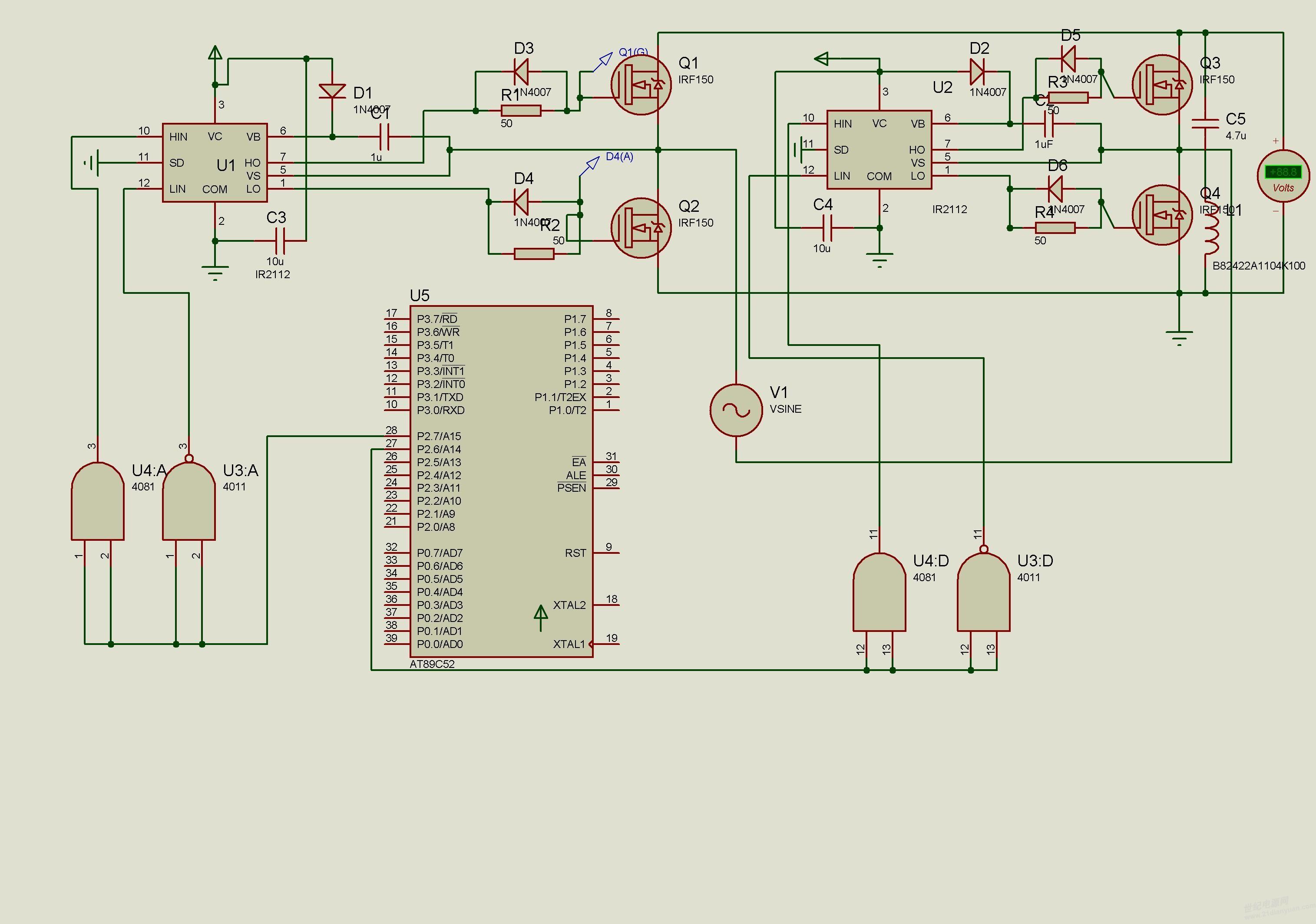 电路 电路图 电子 原理图 3030_2129