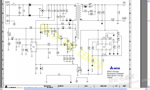 电路 电路图 电子 户型 户型图 平面图 原理图 600_358