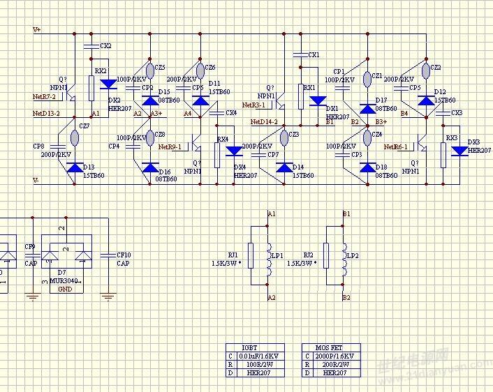 zx7160电路图