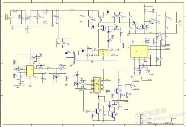 【设计心得】uc3842 tl494 at89c2051的多功能恒流源电路