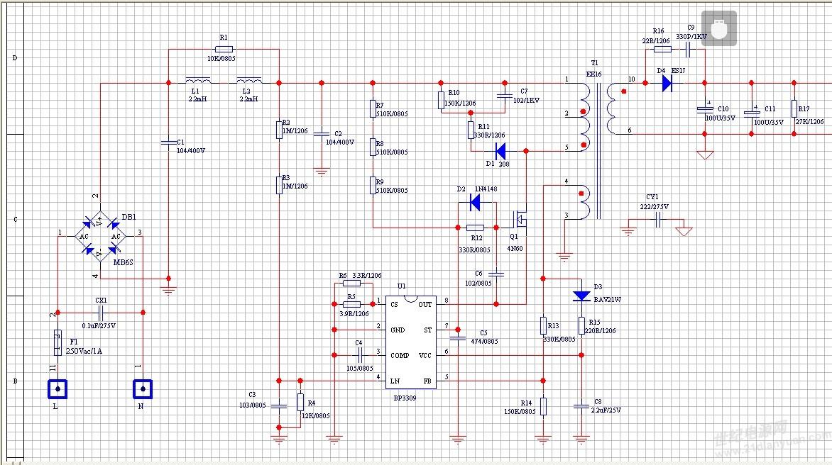电路 电路图 电子 原理图 1172_656