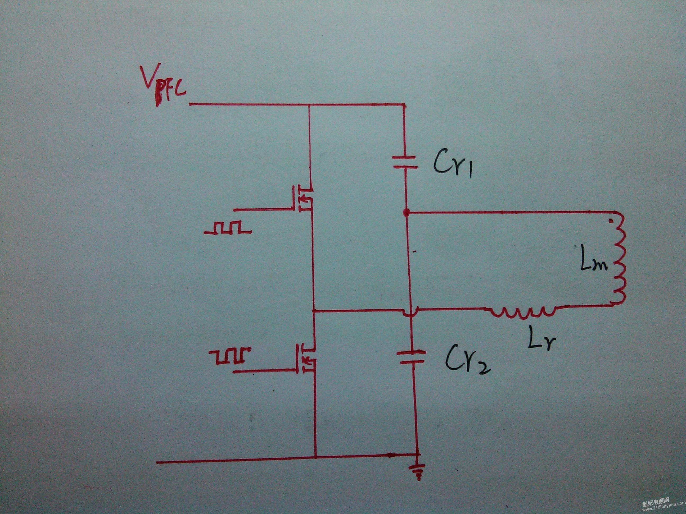 llc电路适合做