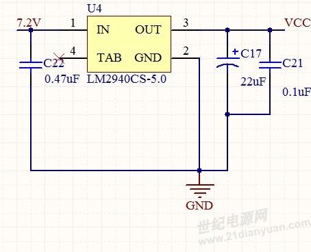 关于2940电路的设计问题