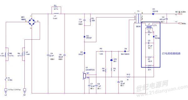 电路 电路图 电子 户型 户型图 平面图 原理图 600_320