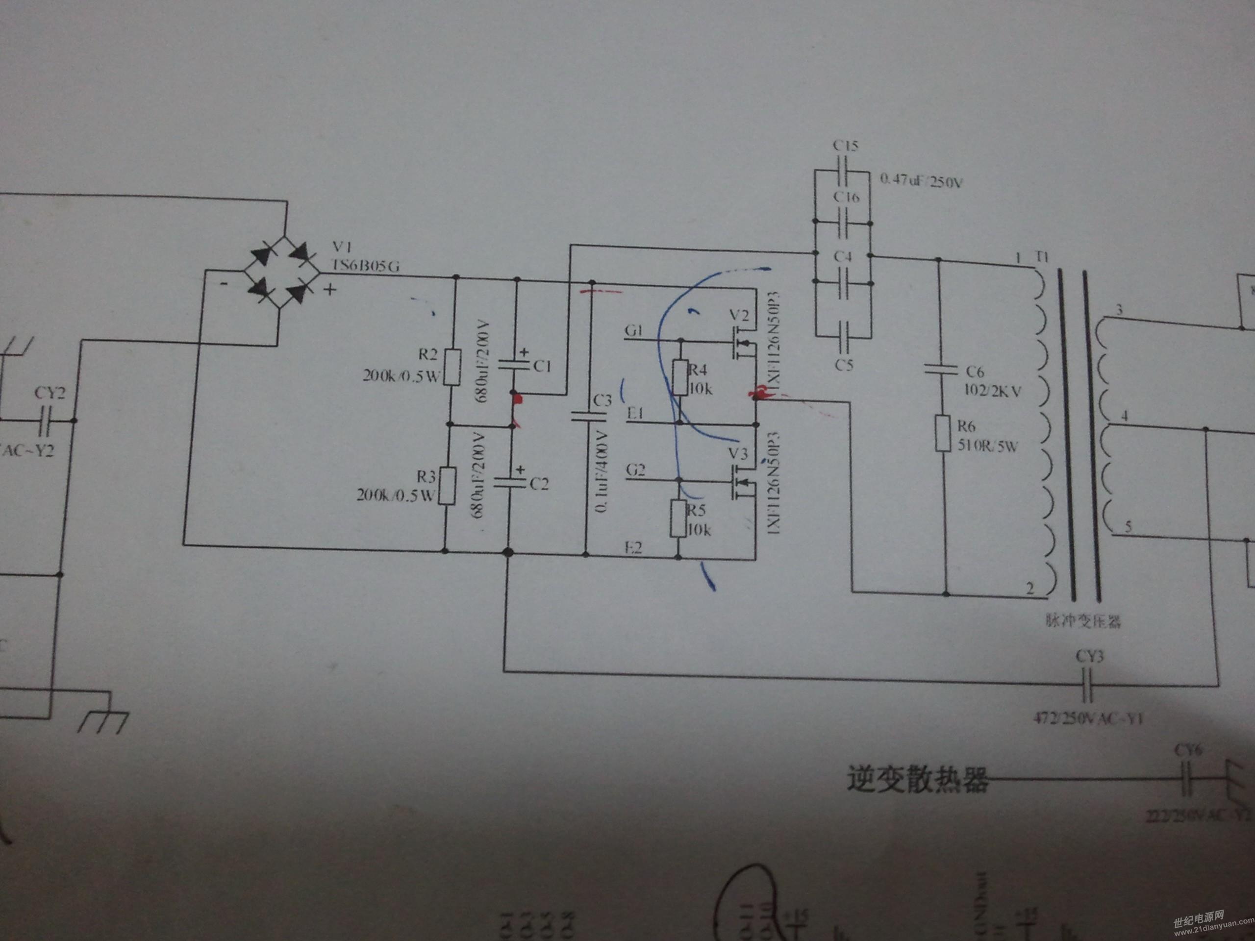 电路 电路图 电子 户型 户型图 平面图 原理图 2560_1920