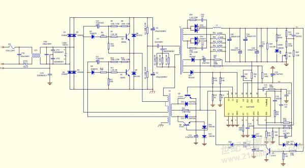 电路 电路图 电子 原理图 600_330
