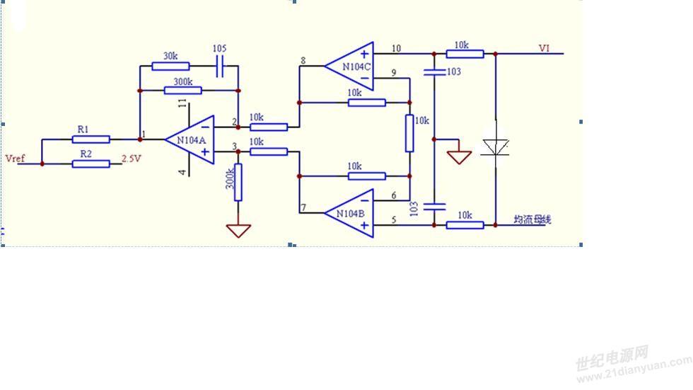 vx3203s电源电路图