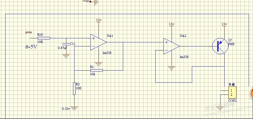 lm358单电源应用请教