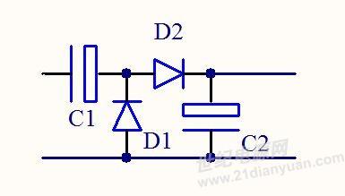 车发电机的输出电压低于所需的电压时稳压器内的可控硅处于截止状态