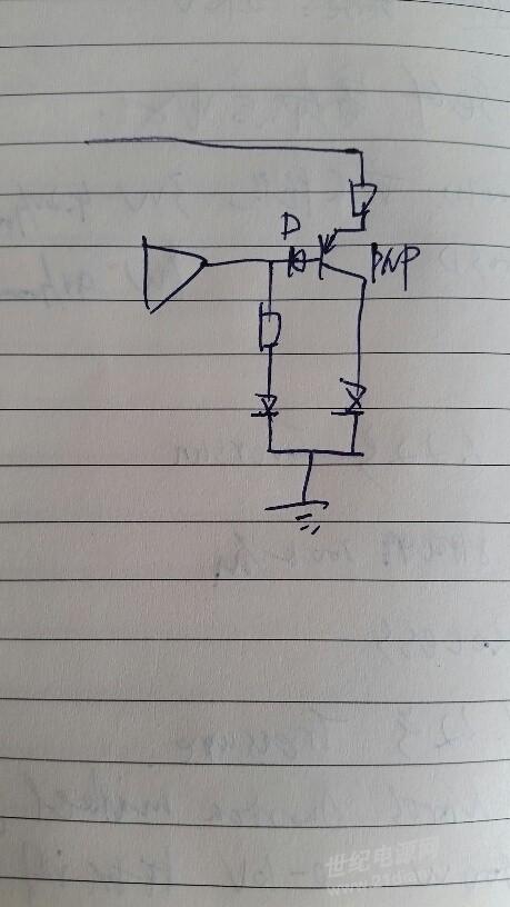 用lm321运放做充电转灯电路,现有个问题,求助大家!