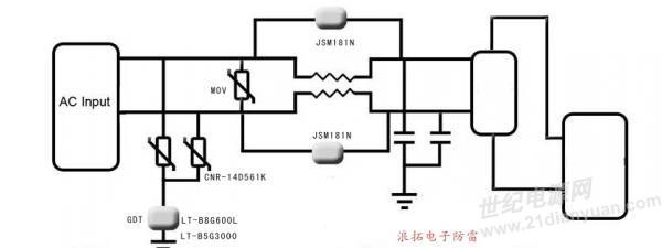 导致漏感与电容谐振产生较强的谐振电压和谐振电流,将会对后级电路
