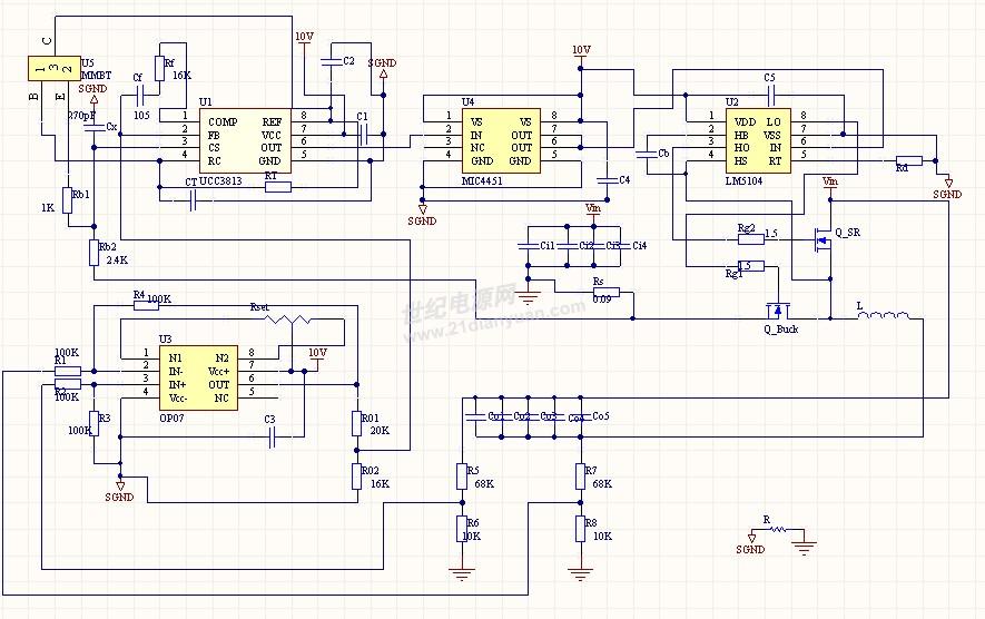 电路 电路图 电子 户型 户型图 平面图 原理图 885_556