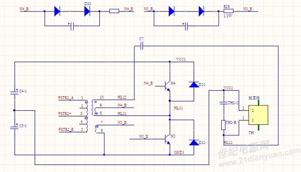 sg3525  推挽 逆变器驱动问题求助