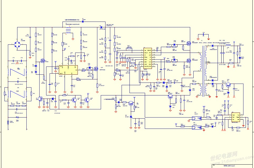jo411a万用表电路图