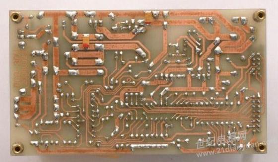 可热转印的电路板