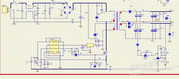 电路 电路图 电子 原理图 600_264