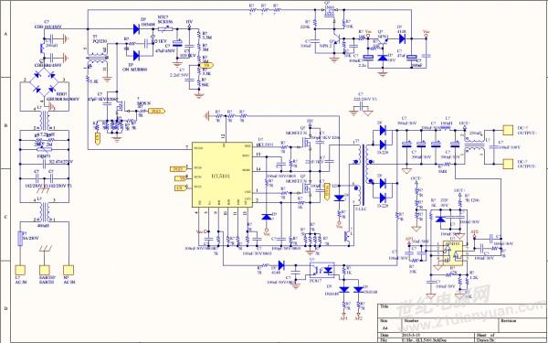 电路 电路图 电子 原理图 600_375