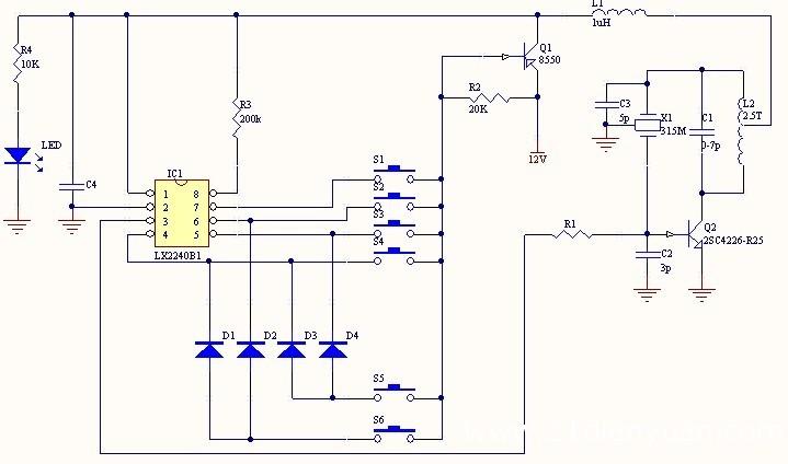 电容三点式_电容三点式振荡电路电子技术基础知识21IC